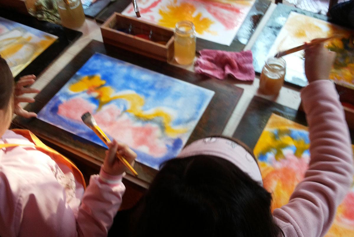 aquarela-criancas